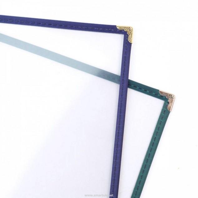 Plastic / PVC Menus