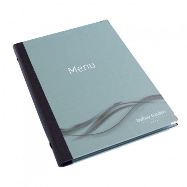 Printed Menu Folders